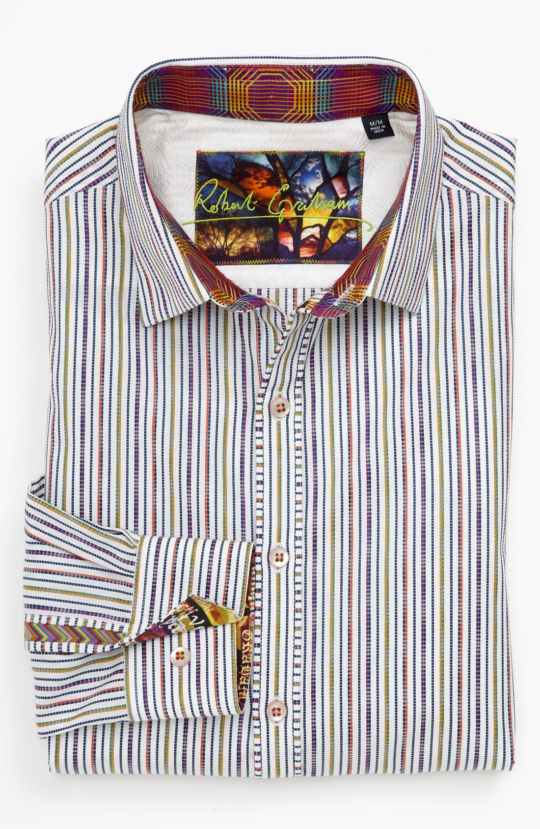 Alternate Image 2  - Robert Graham 'Lemans' Sport Shirt