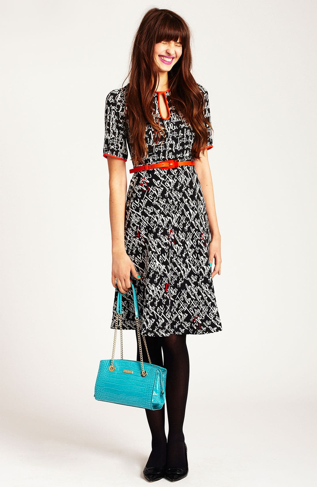 Alternate Image 3  - kate spade new york dress & accessories