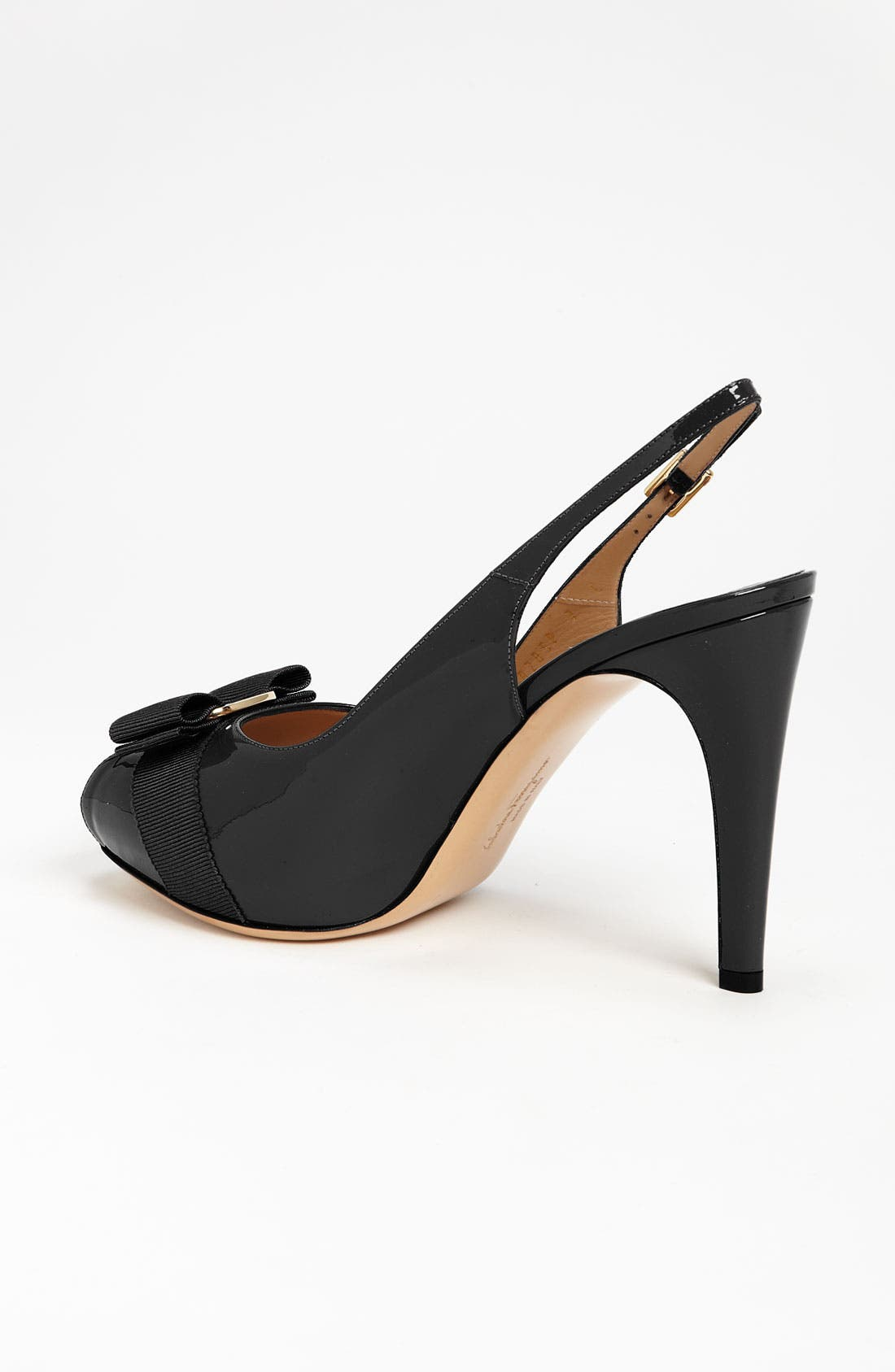 Alternate Image 2  - Salvatore Ferragamo 'Tea' Pump