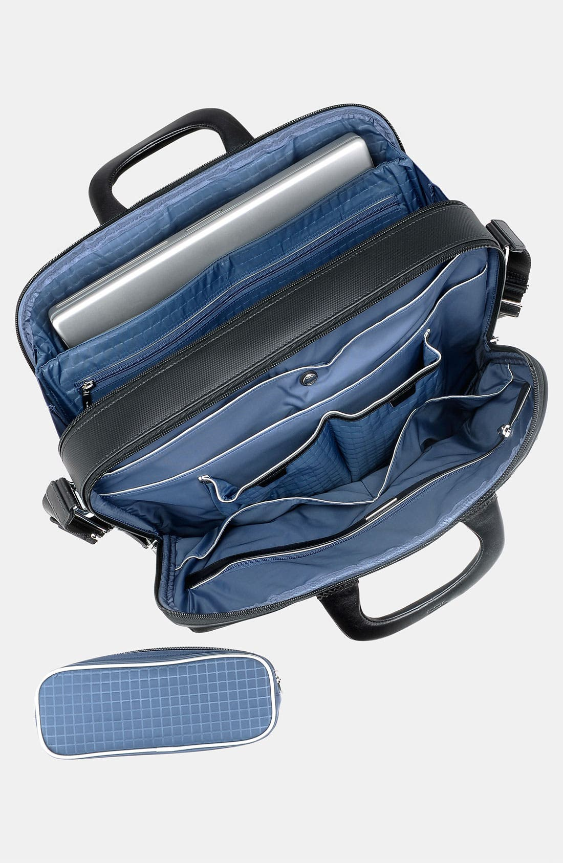 Alternate Image 3  - Tumi 'Arrive - Narita' Slim Leather Briefcase