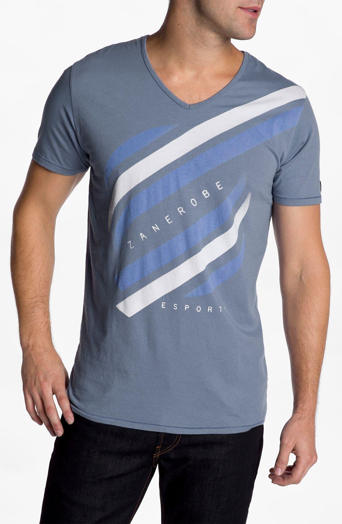 Alternate Image 1 Selected - Zanerobe 'Esporte' T-Shirt