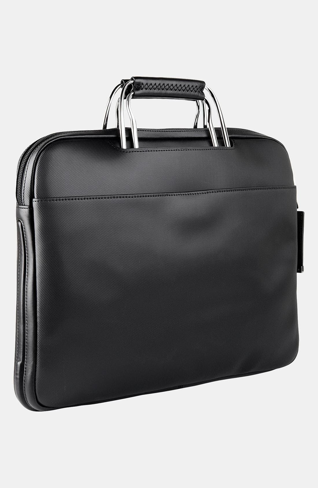 Alternate Image 2  - Tumi 'Arrive - Tegel' Slim Leather Portfolio