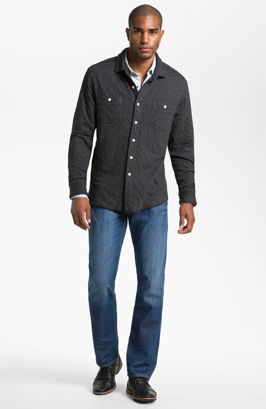 Alternate Image 4  - Tommy Bahama Denim Double Knit Jacket