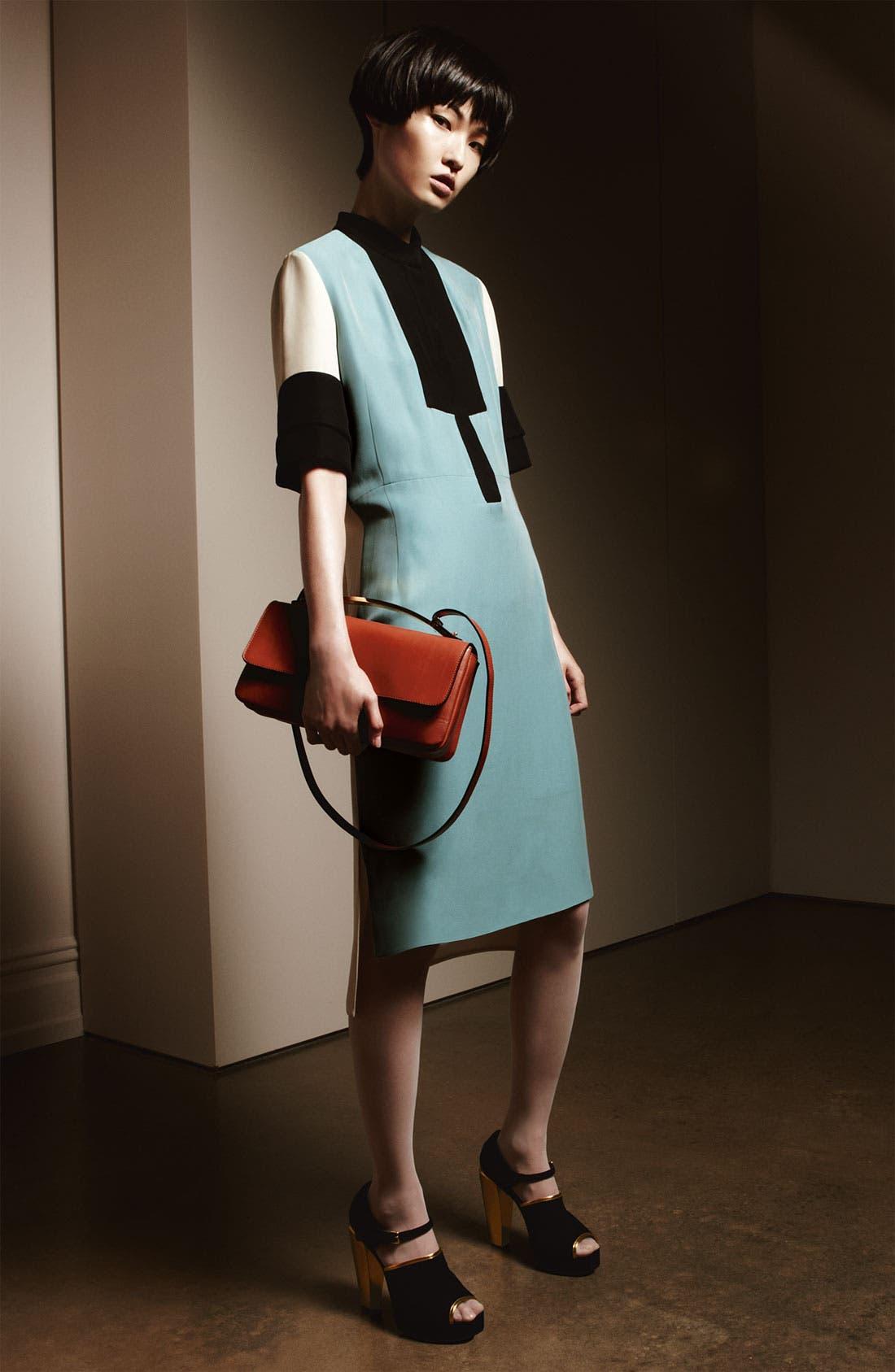 Alternate Image 5  - Marni Leather Crossbody Bag