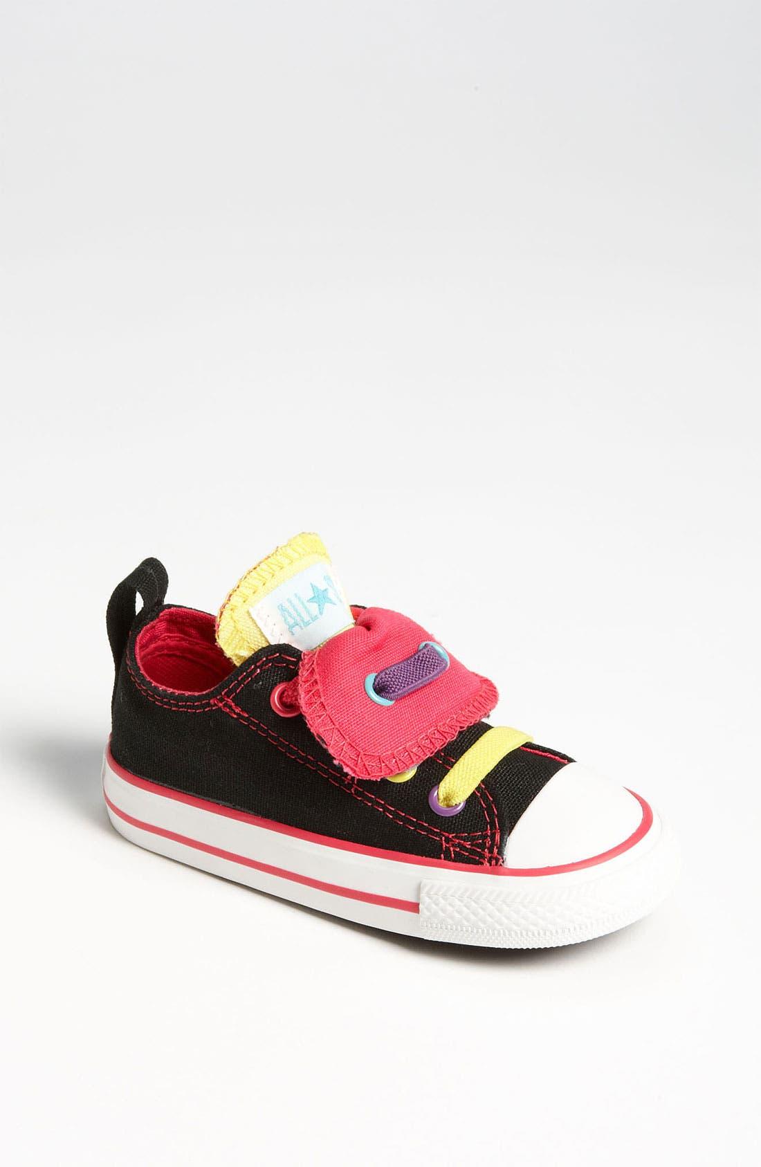 Alternate Image 1 Selected - Converse 'All Star®' Sneaker (Baby, Walker, Toddler, Little Kid & Big Kid)