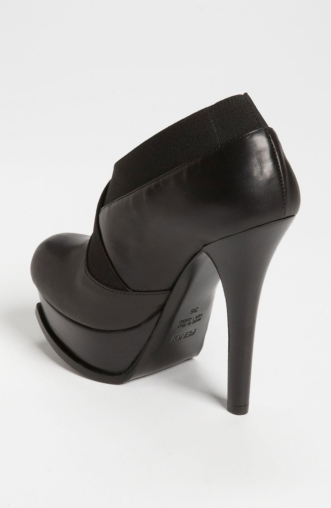 Alternate Image 2  - Fendi 'Fendista' Bootie