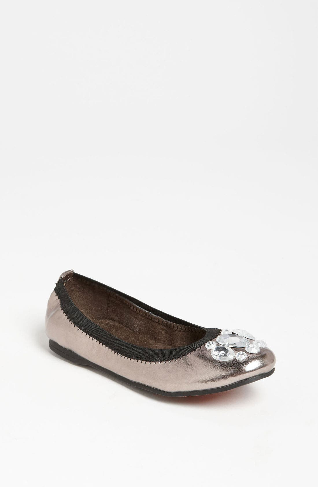 Alternate Image 1 Selected - KORS Michael Kors 'Bradshaw' Flat (Little Kid & Big Kid)