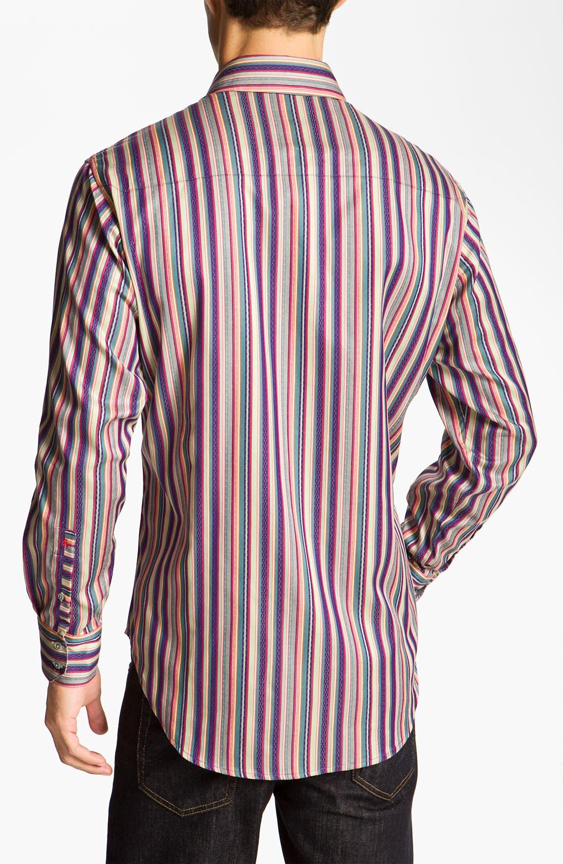 Alternate Image 3  - Robert Graham 'Montaza' Sport Shirt