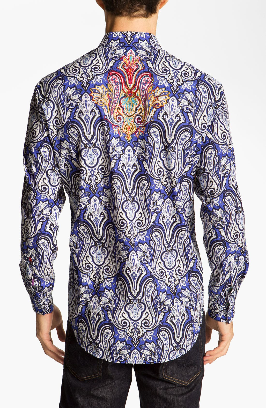 Alternate Image 3  - Robert Graham 'Casey' Sport Shirt