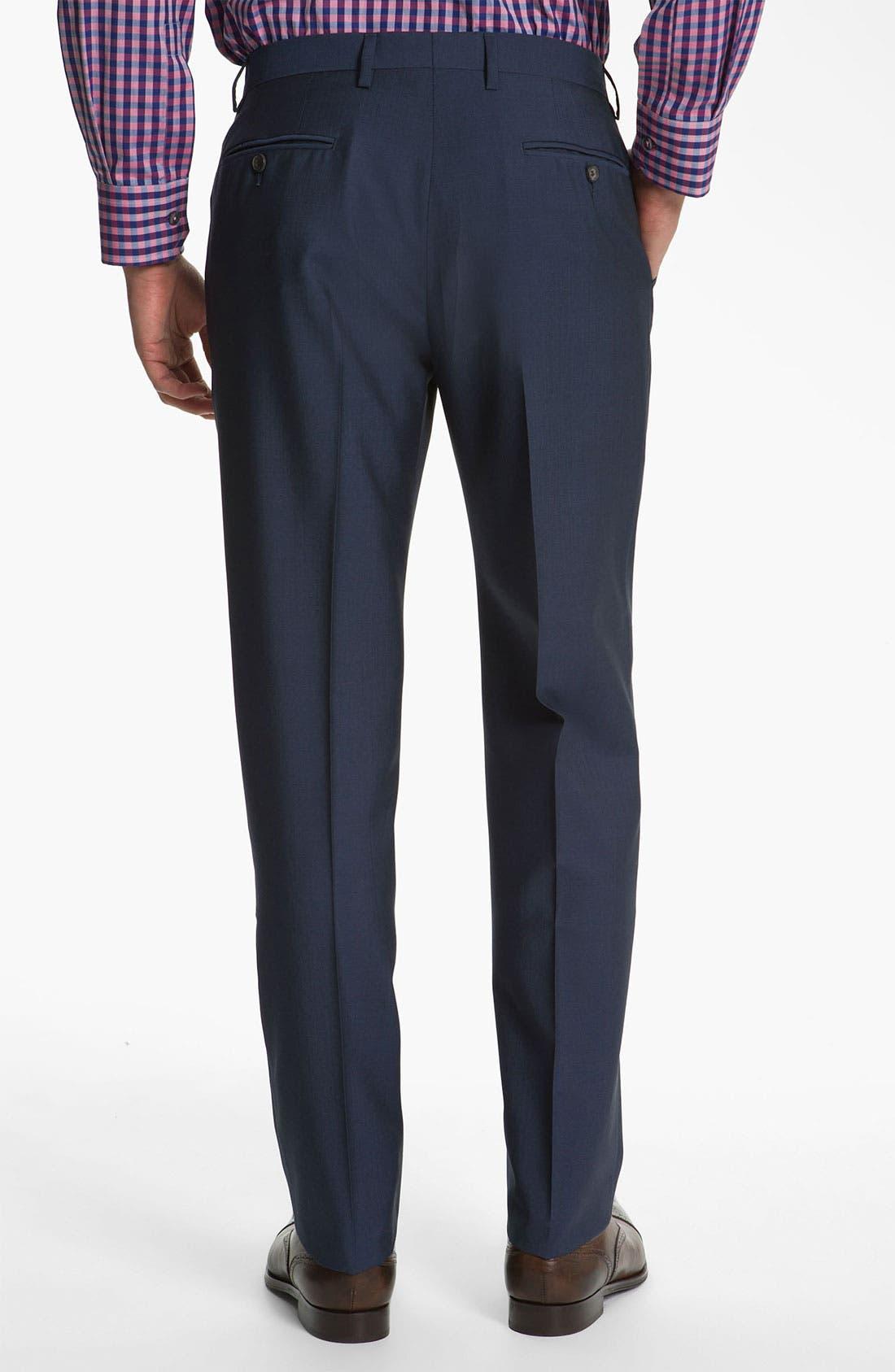 Alternate Image 5  - Paul Smith London Wool & Mohair Suit