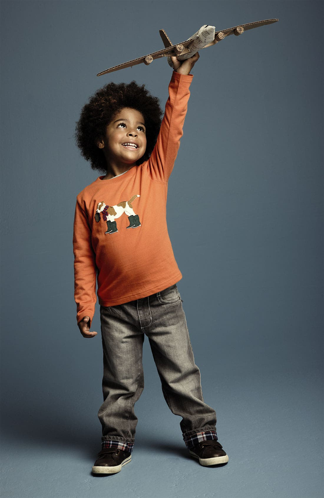 Alternate Image 2  - Mini Boden 'Animal Adventure' T-Shirt (Little Boys & Big Boys)