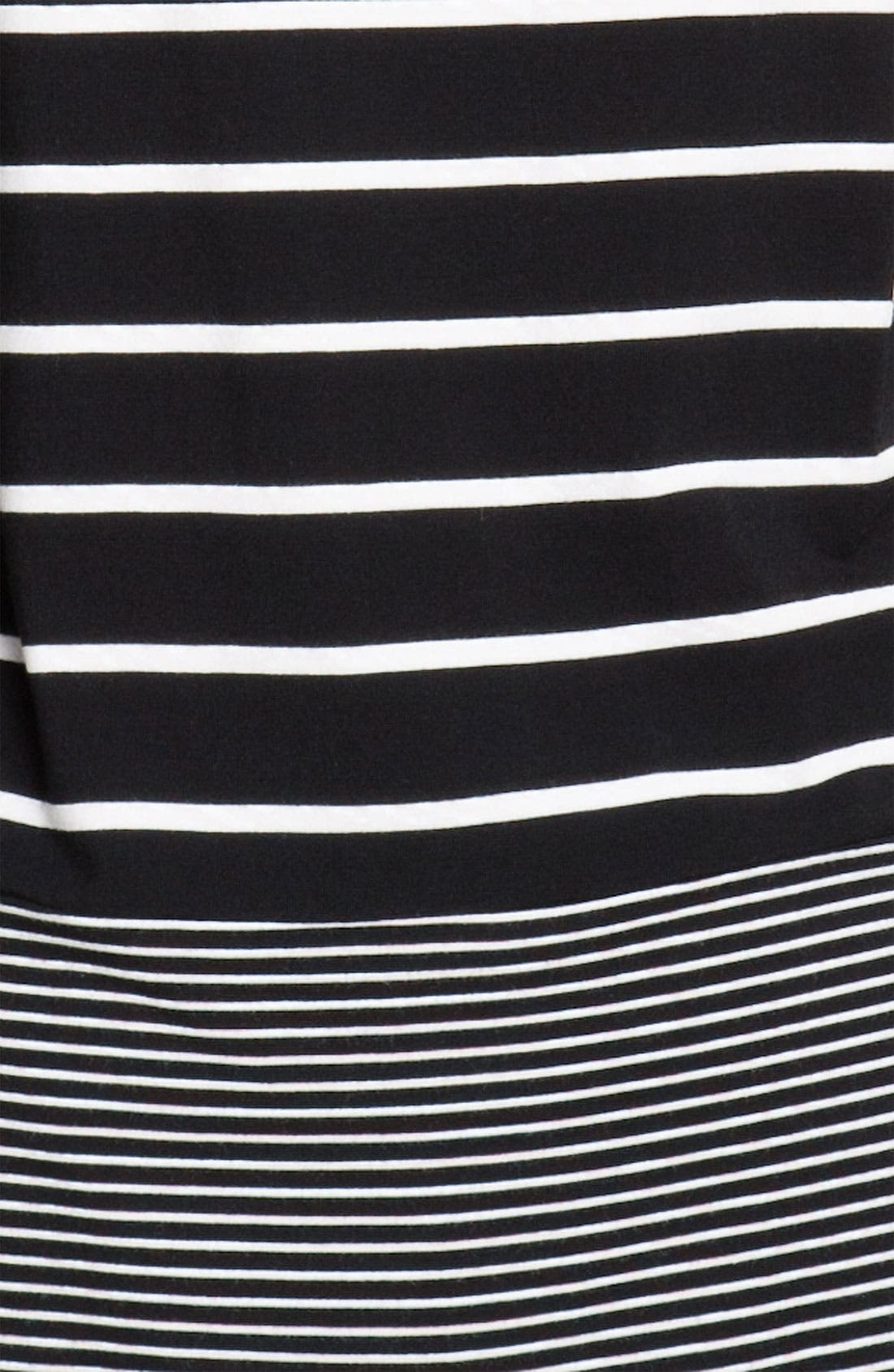 Alternate Image 3  - Isaac Mizrahi Jeans 'Bethany' Stripe Top