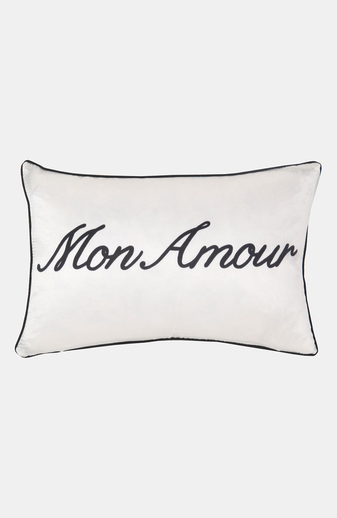 Alternate Image 2  - Blissliving Home 'Monsieur' Reversible Pillow (Online Only)