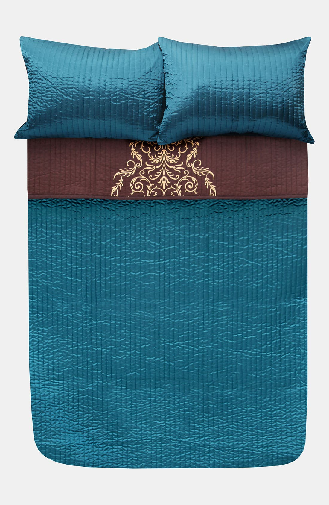 Alternate Image 1 Selected - Blissliving Home 'Maxwell' 300 Thread Count Coverlet Set (Online Only)