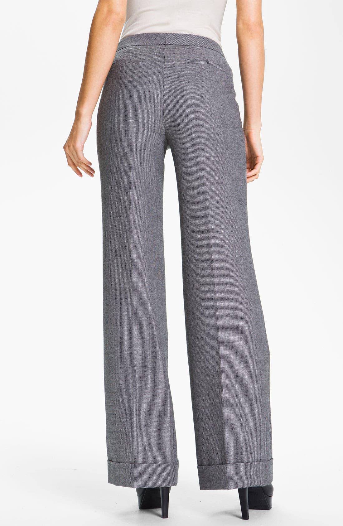 Alternate Image 2  - Classiques Entier® 'Mellow Mélange' Pants