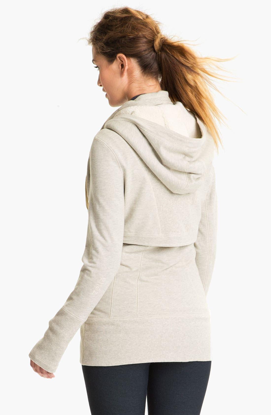 Alternate Image 2  - Zella 'Chalet' 3-in-1 Jacket