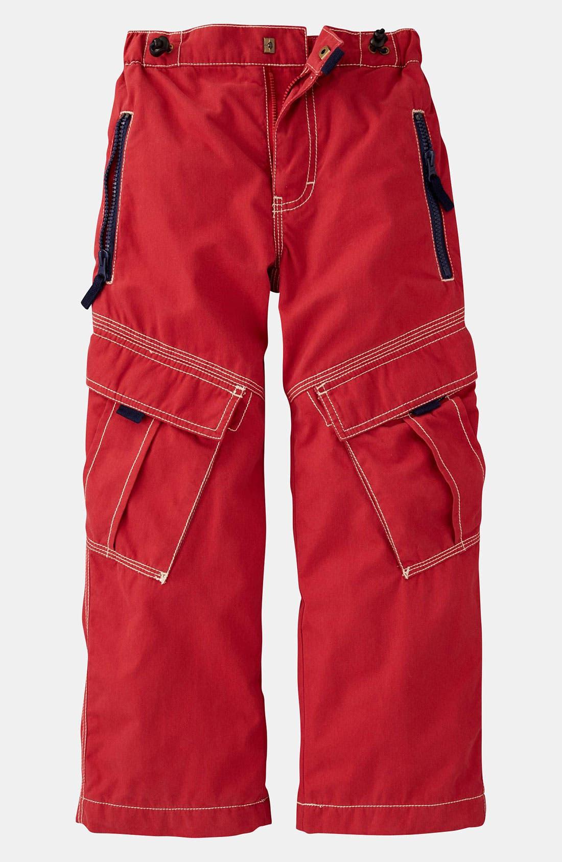 Alternate Image 1 Selected - Mini Boden 'Skate' Cargo Pants (Little Boys & Big Boys)