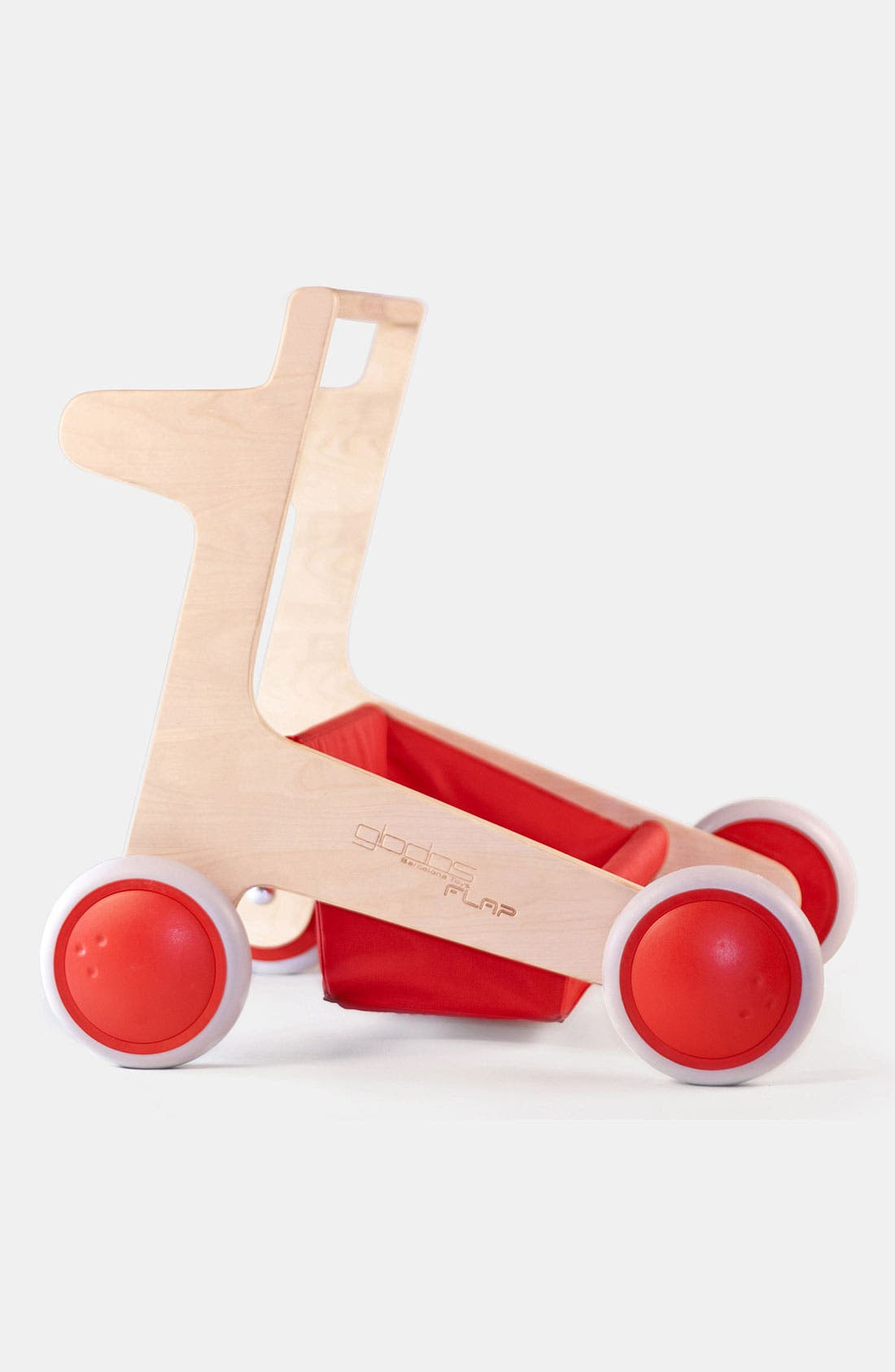 Alternate Image 2  - Kid O 'Flap' Cart Walker (Baby & Toddler)