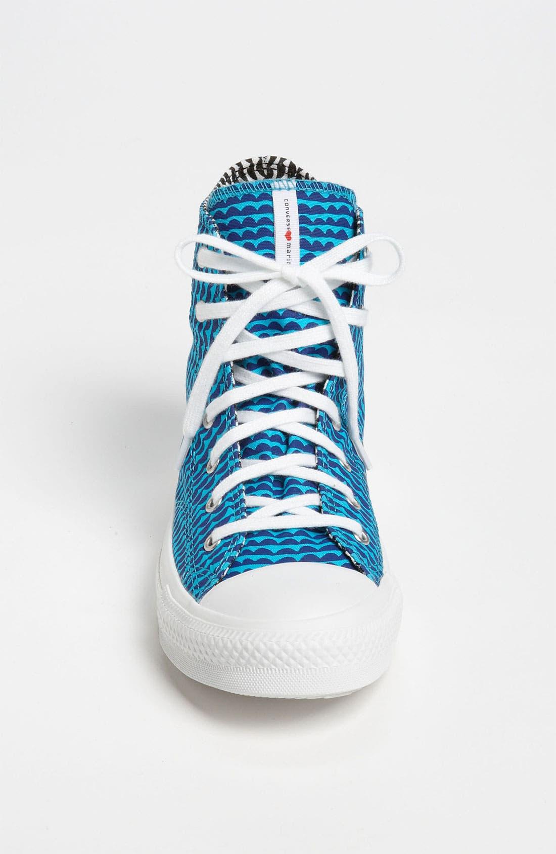 Alternate Image 3  - Converse Chuck Taylor® All Star® 'Marimekko' High Top Sneaker (Women)