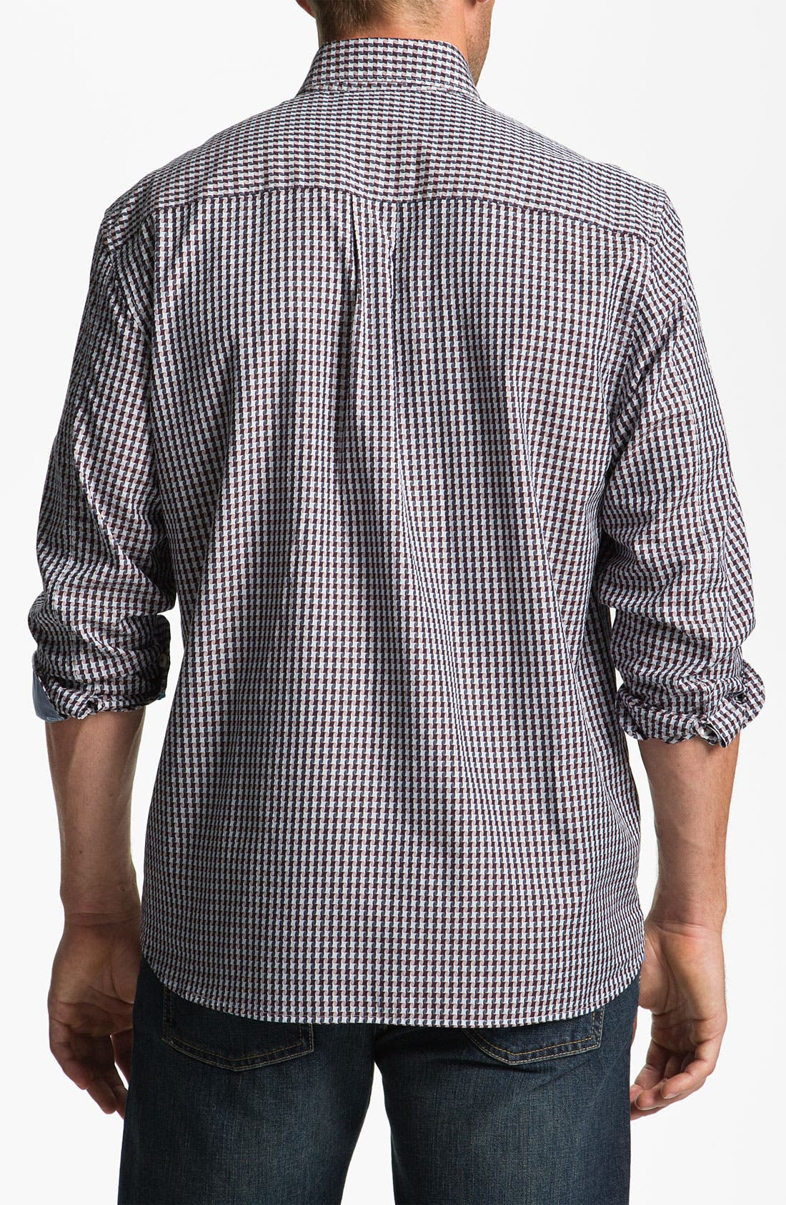 Alternate Image 2  - Tommy Bahama 'Lost 'N Hounds' Sport Shirt