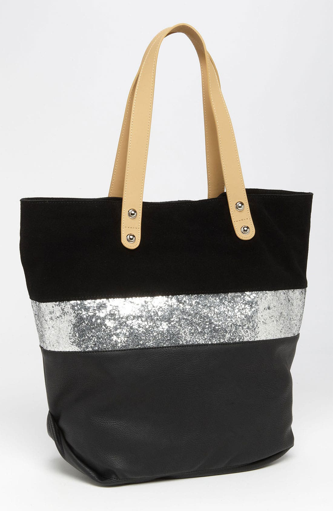 Alternate Image 1 Selected - Steve Madden 'All That Glitters' Tote