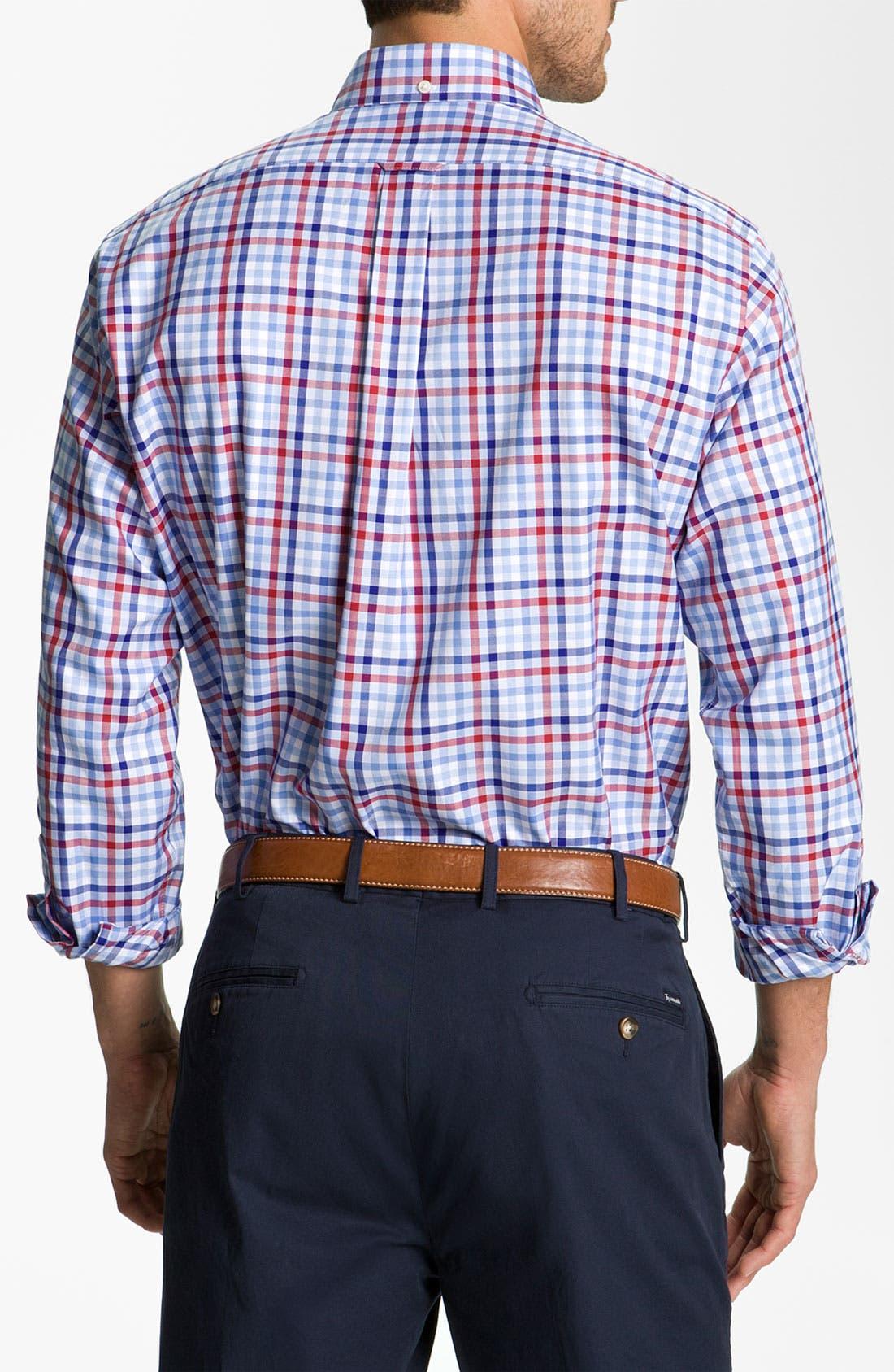 Alternate Image 2  - Façonnable Classique Fit Sport Shirt