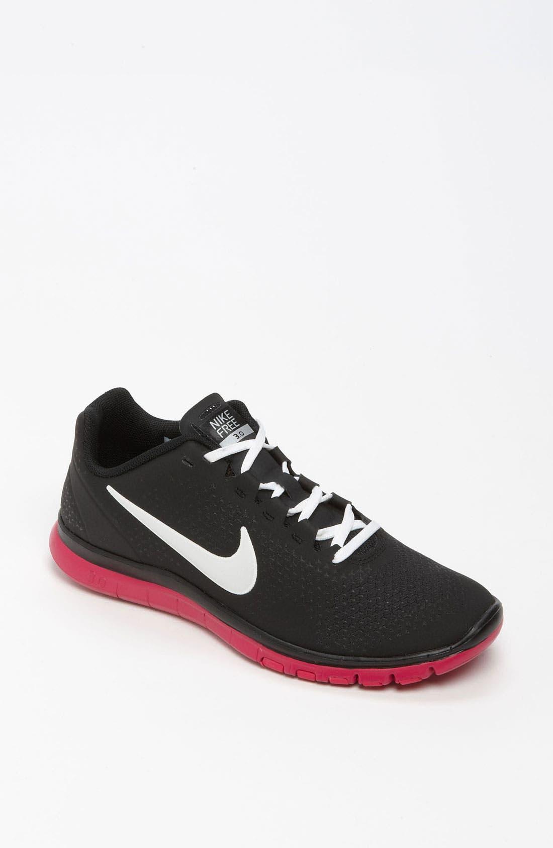 Alternate Image 1 Selected - Nike 'Free Advantage' Training Shoe (Women)