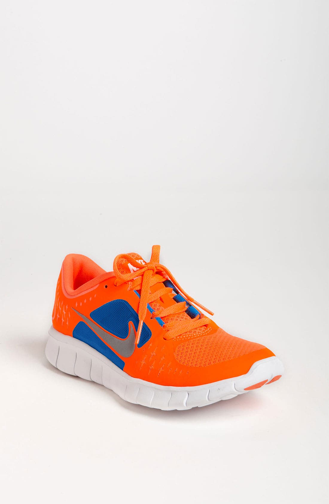 Alternate Image 1 Selected - Nike 'Free Run 3' Running Shoe (Big Kid)