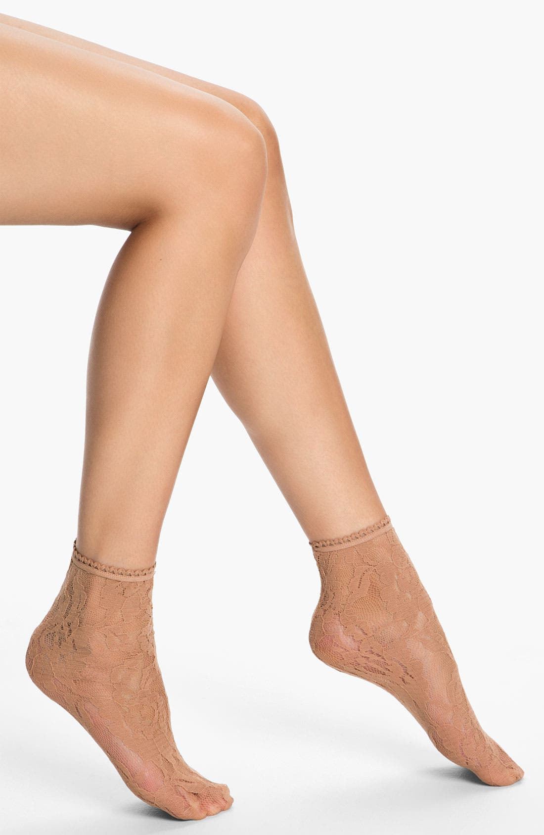 Main Image - Nordstrom Lace Anklet