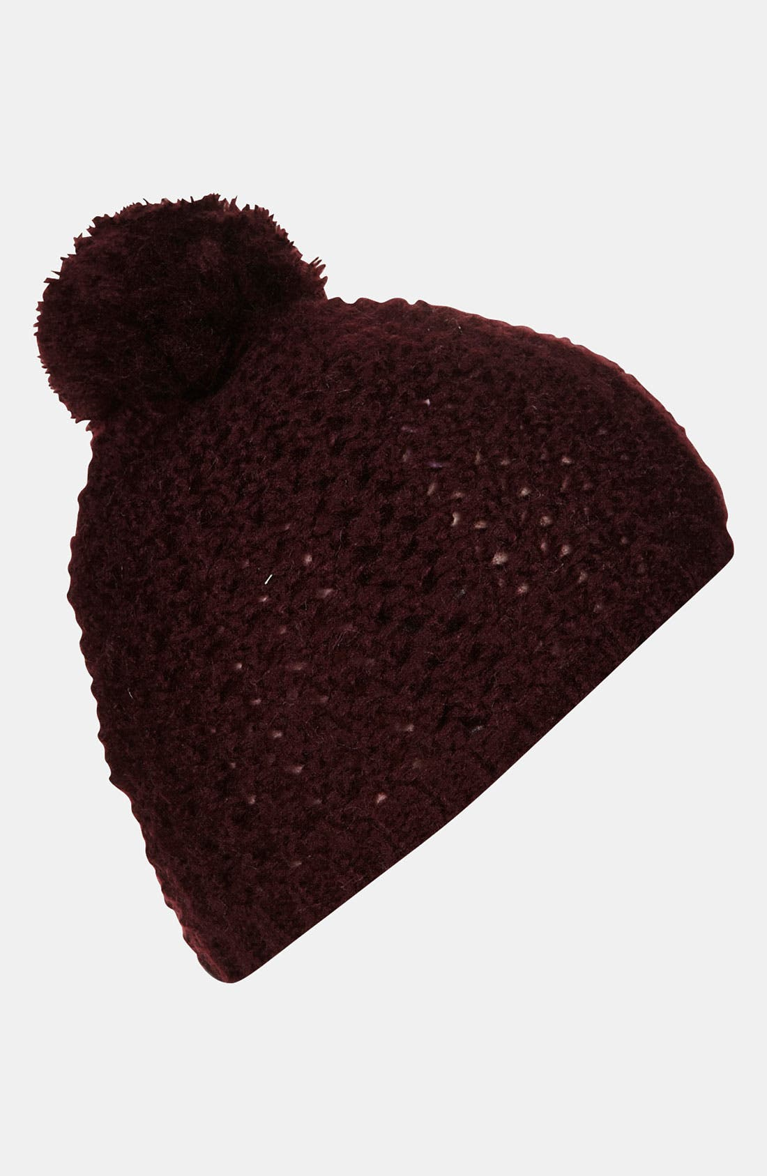 Alternate Image 1 Selected - Topshop 'Cross Stitch' Hat