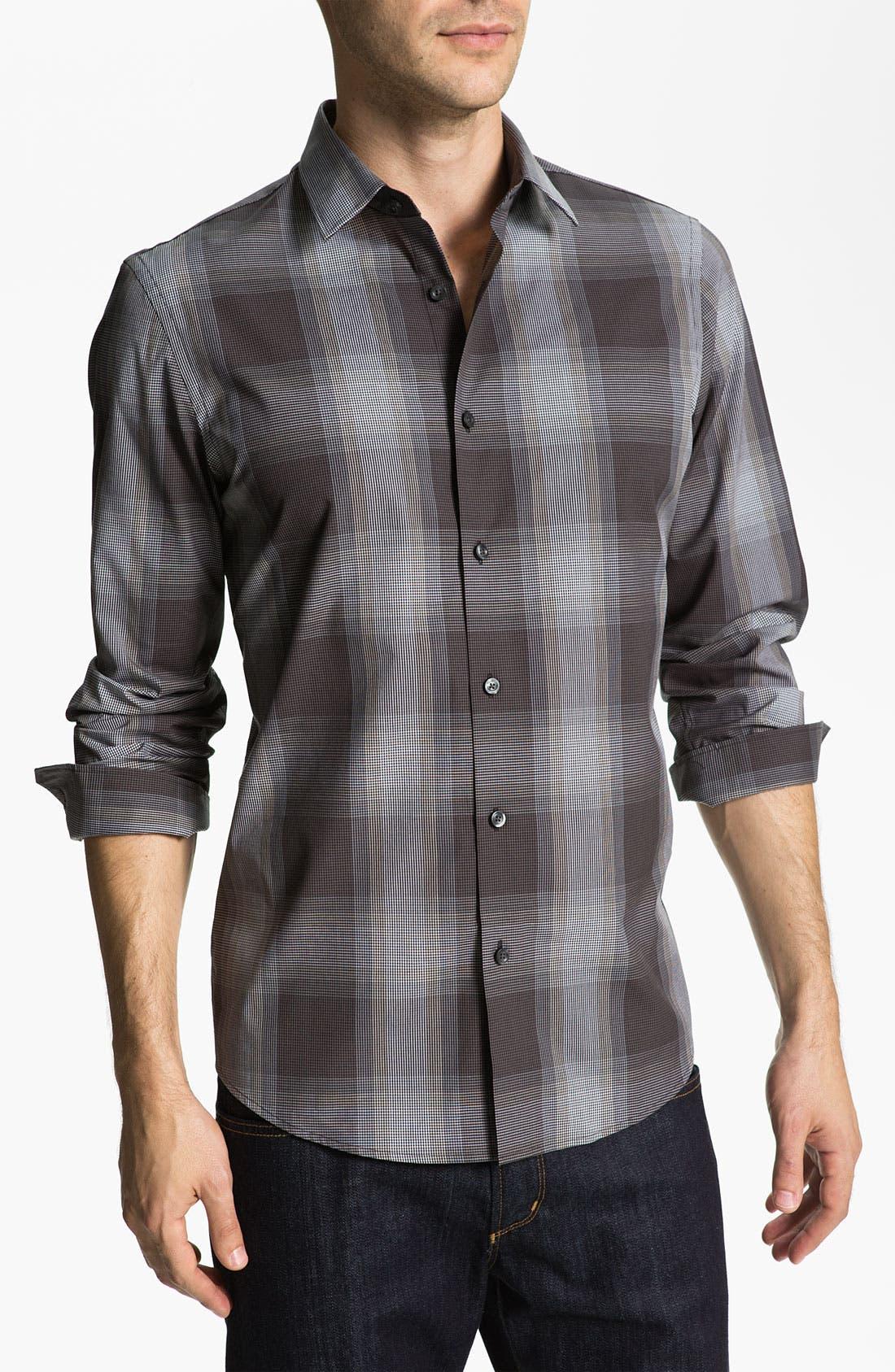 Alternate Image 1 Selected - Calibrate Trim Fit Sport Shirt