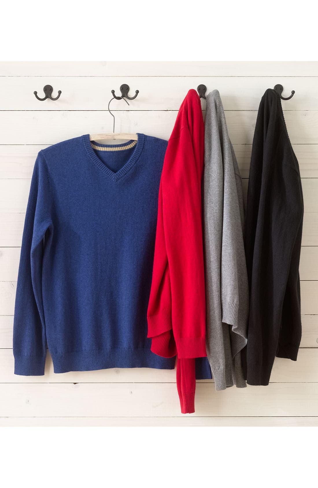 Alternate Image 2  - Tucker + Tate 'Atticus' Cotton & Cashmere Sweater (Big Boys)