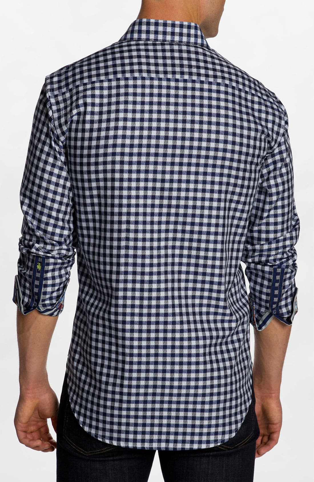 Alternate Image 3  - Robert Graham 'Augustine' Sport Shirt