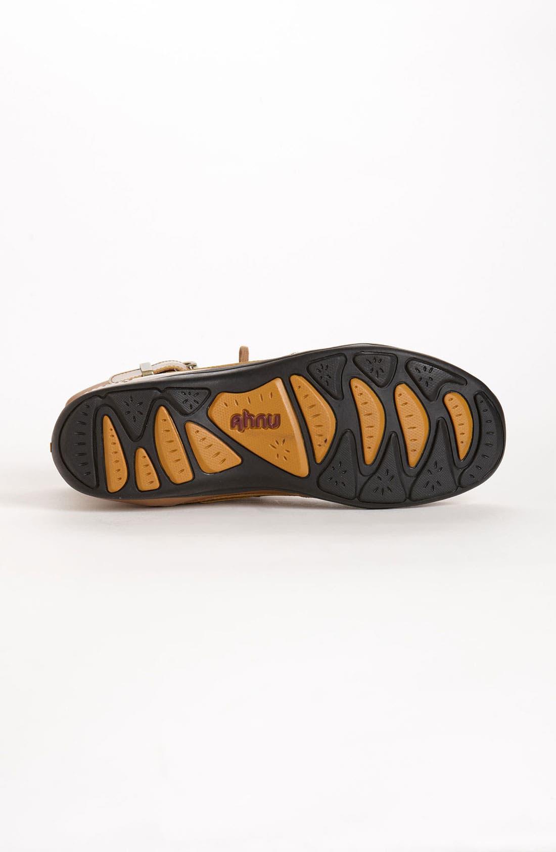 Alternate Image 4  - Ahnu 'Belmont' Low Boot