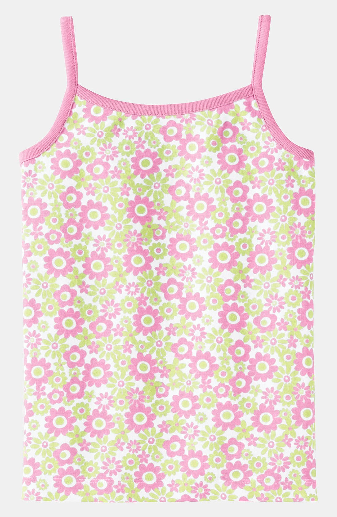 Alternate Image 1 Selected - Hanna Andersson Organic Cotton Camisole (Little Girls & Big Girls)