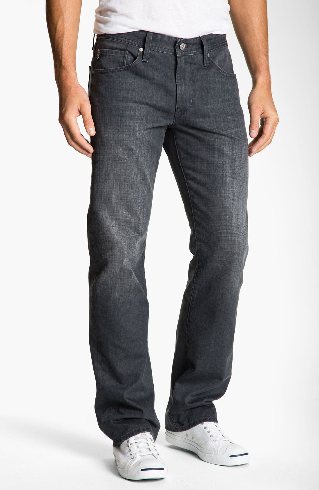 Alternate Image 1 Selected - AG Jeans 'Protégé' Straight Leg Jeans (Cooper)