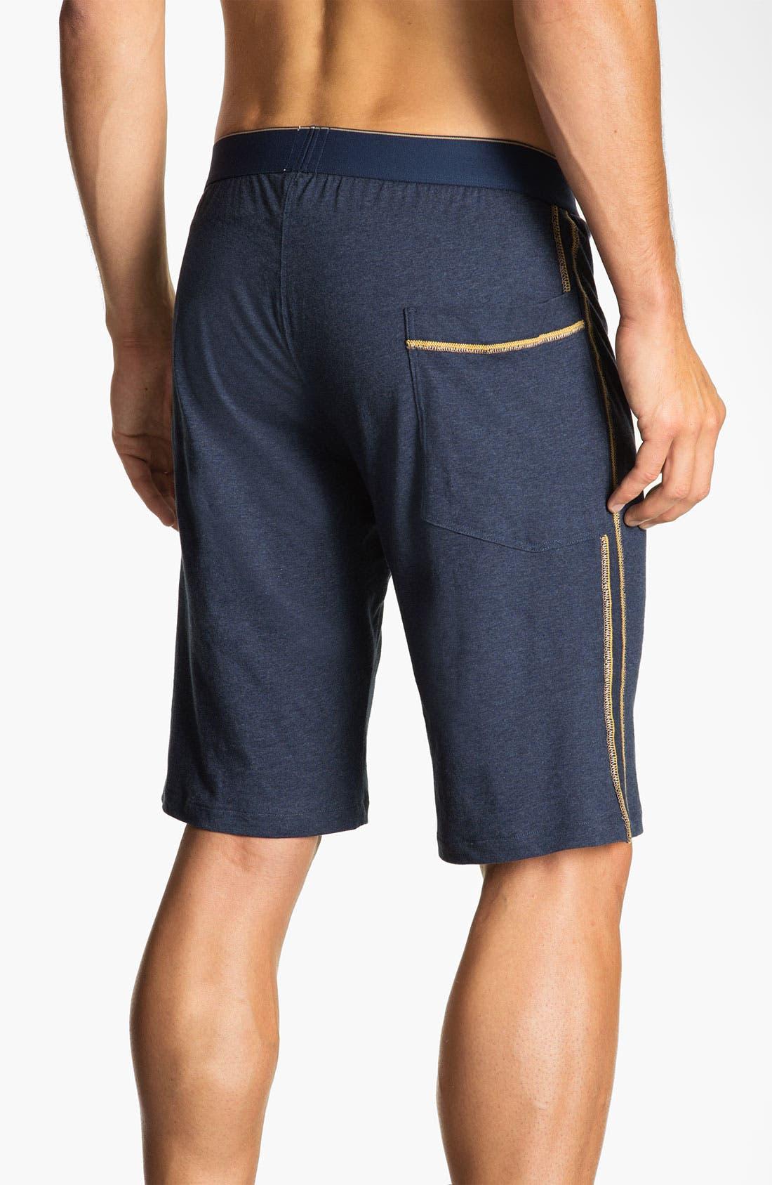 Alternate Image 2  - DIESEL® 'Hans' Lounge Shorts