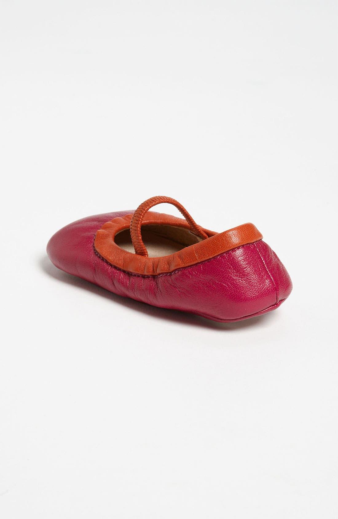 Alternate Image 2  - Peek 'Prose' Crib Shoe (Baby)