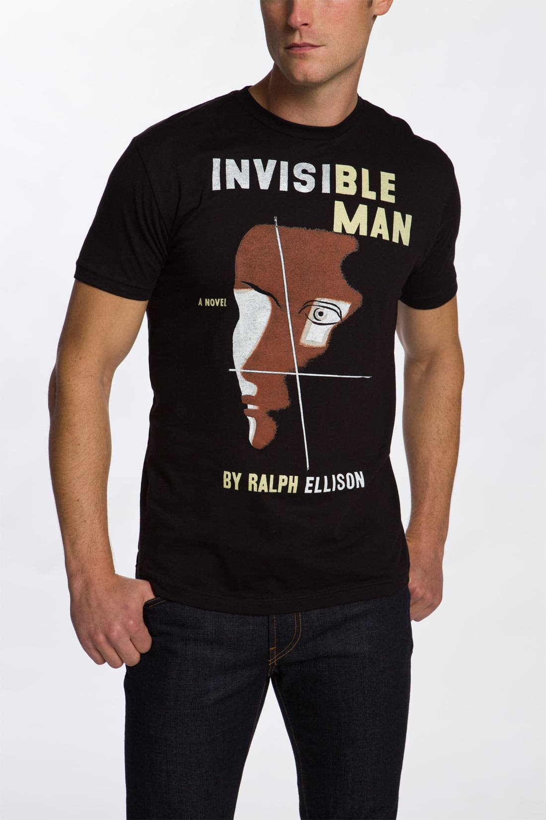 Alternate Image 1 Selected - Out of Print 'Invisible Man' Graphic T-Shirt