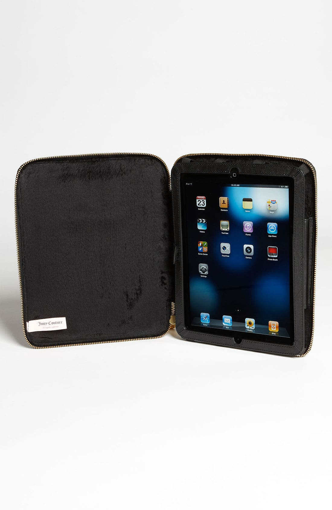 Alternate Image 3  - Juicy Couture Leopard Print iPad 3 Case