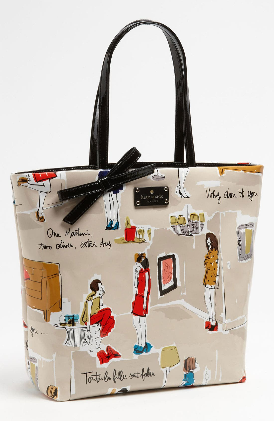 Alternate Image 1 Selected - kate spade new york 'garance doré' bon shopper