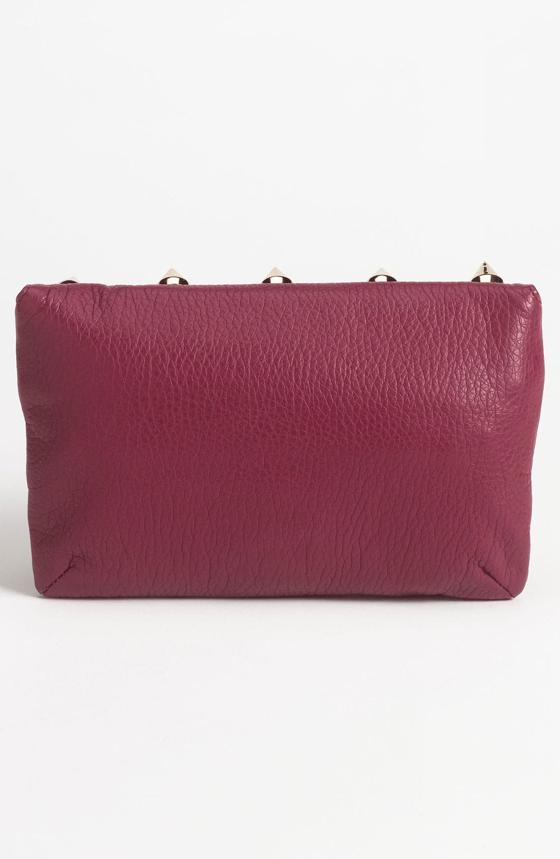 Alternate Image 4  - Deux Lux 'Empire' Faux Leather Clutch