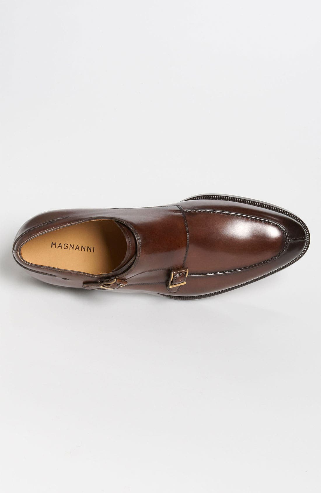 Alternate Image 3  - Magnanni 'Turia' Double Monk Strap Slip-On