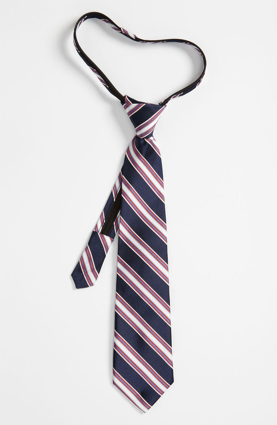 Alternate Image 1 Selected - Nordstrom Zipper Tie (Little Boys)