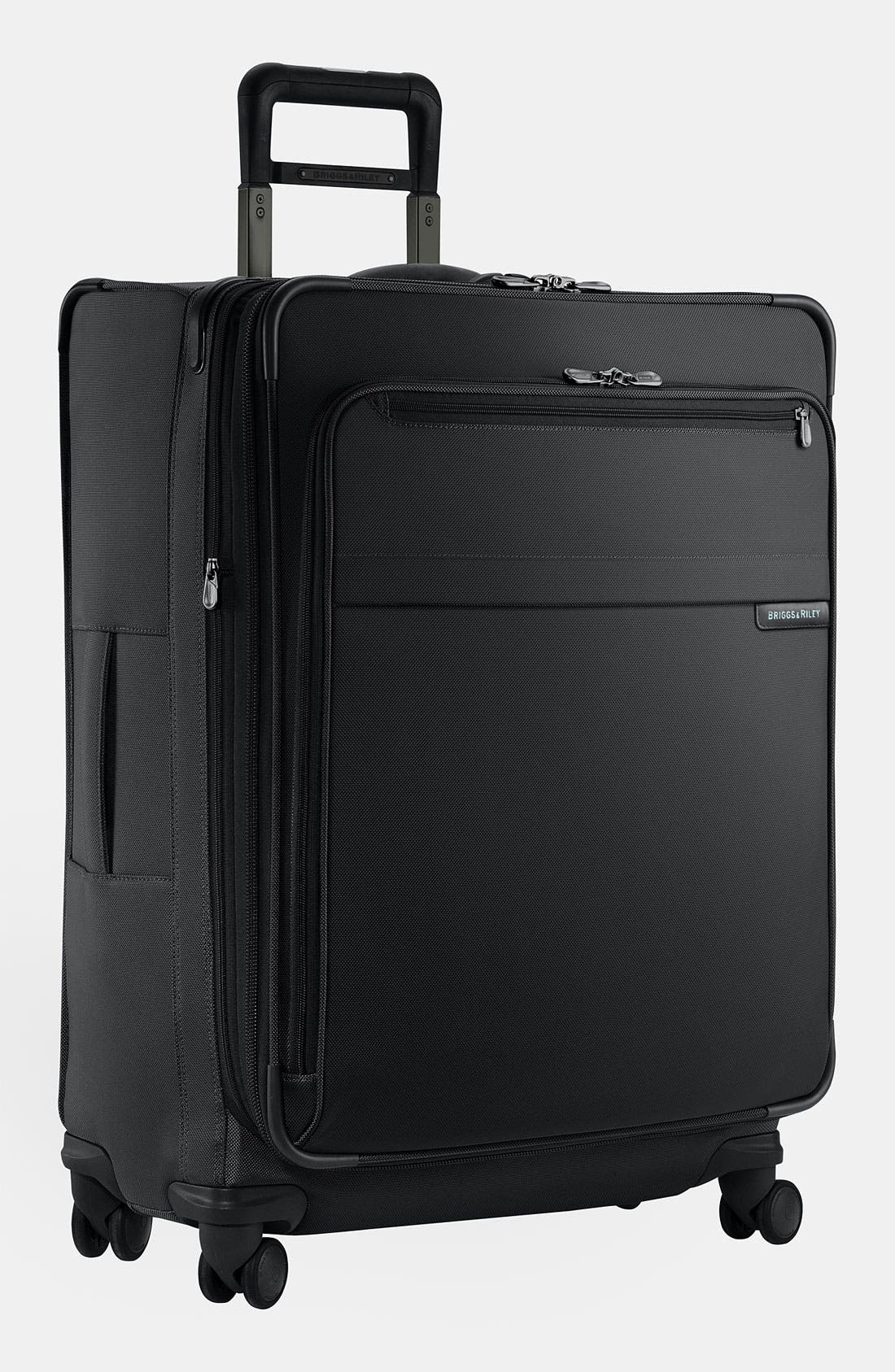 Main Image - Briggs & Riley 'Baseline' Large Expandable Rolling Carry-On (28 Inch)