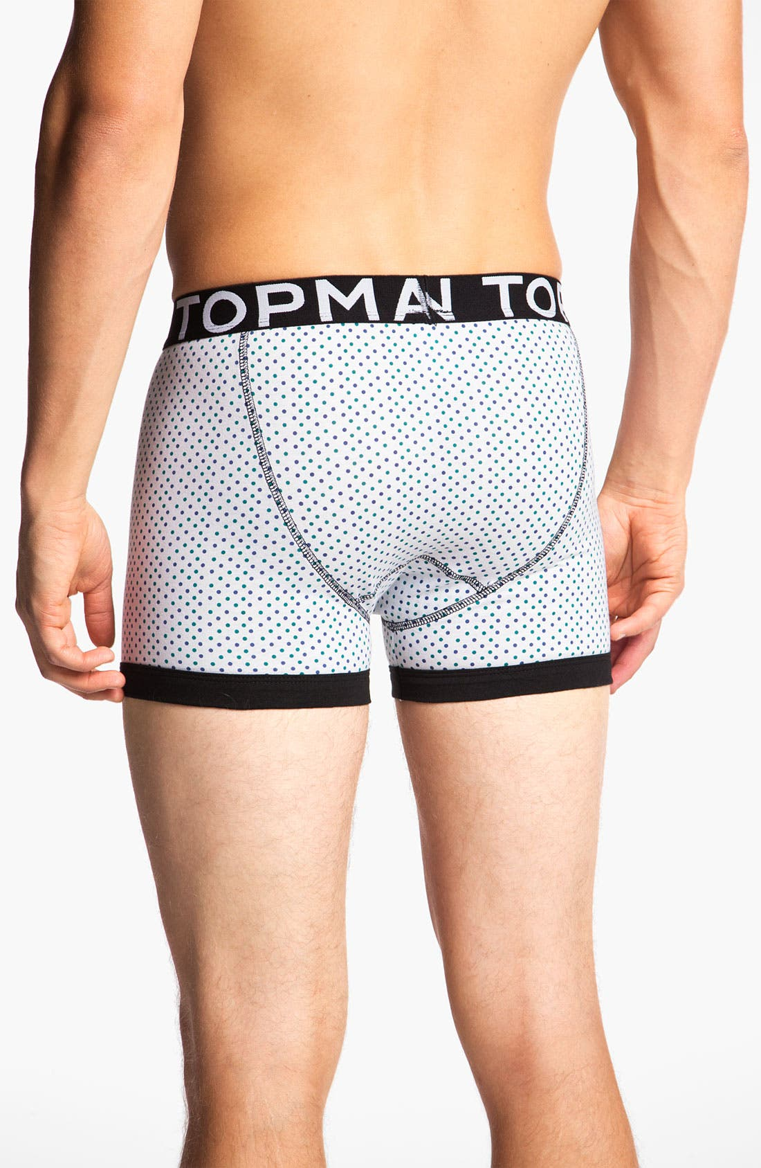 Alternate Image 7  - Topman Mix Pattern Boxer Briefs (3-Pack)