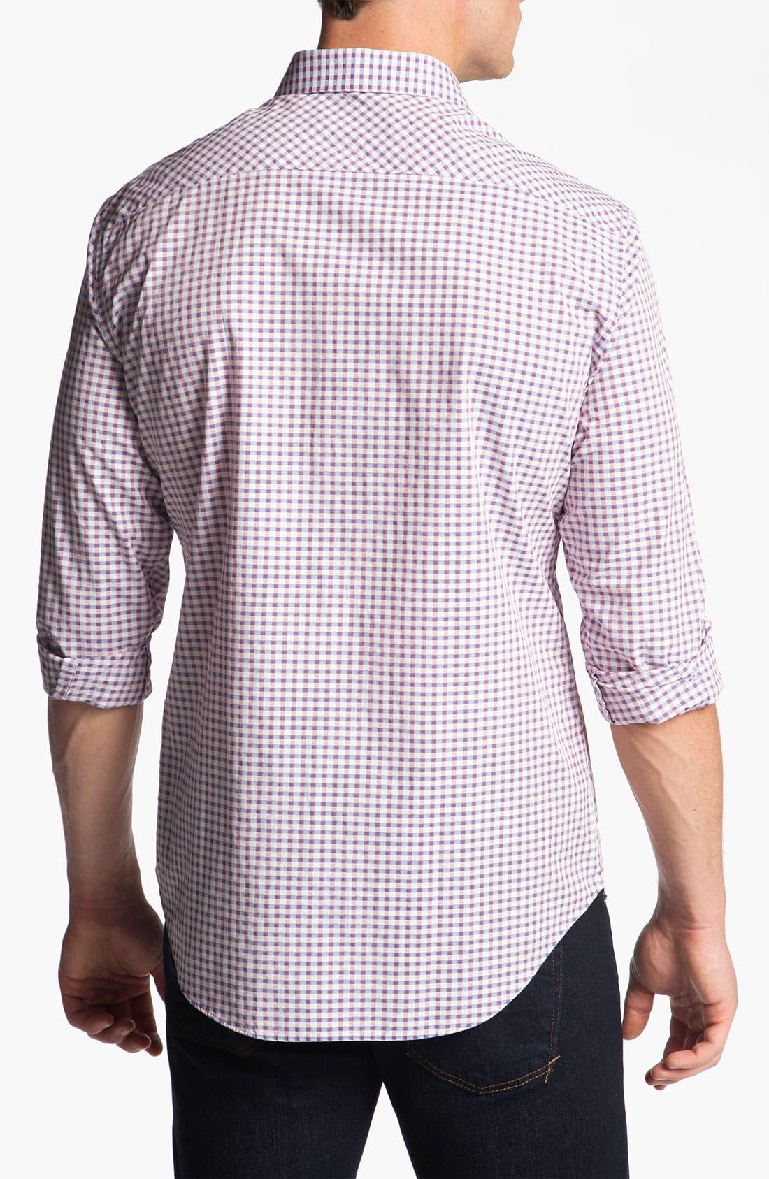 Alternate Image 3  - Zachary Prell 'Francesco' Sport Shirt