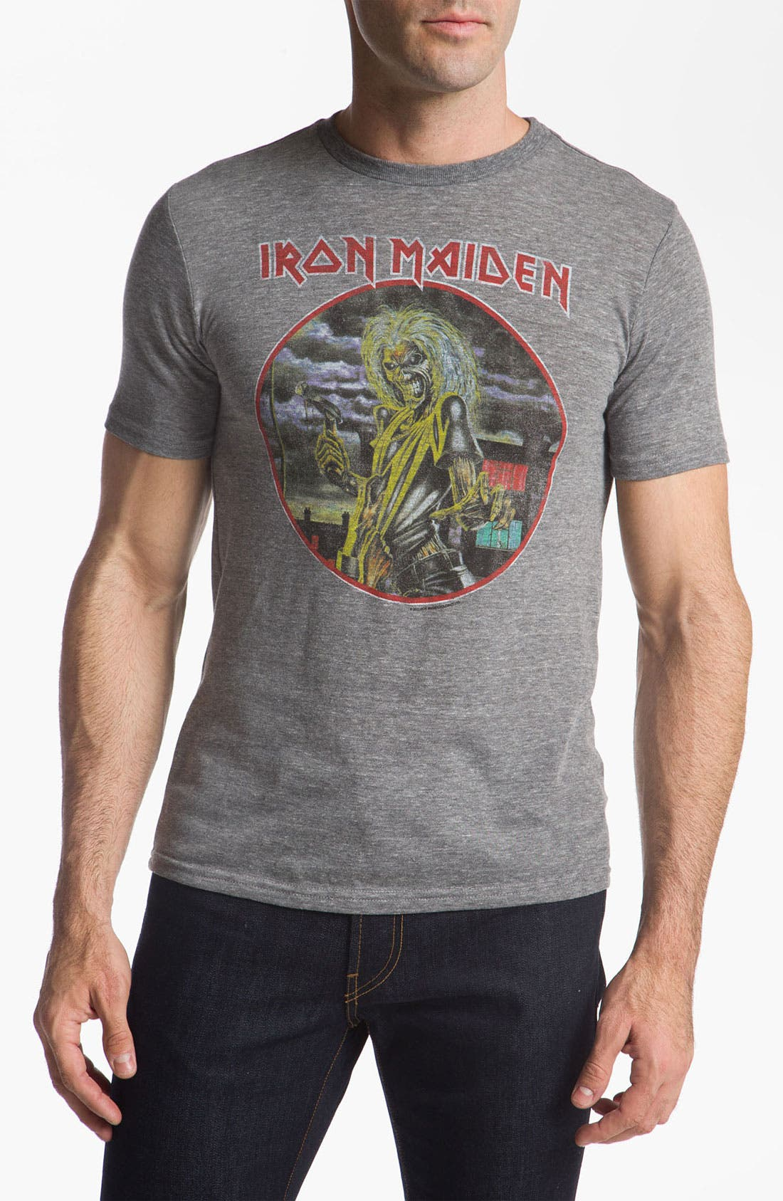 Alternate Image 1 Selected - Chaser 'Iron Maiden' Graphic T-Shirt