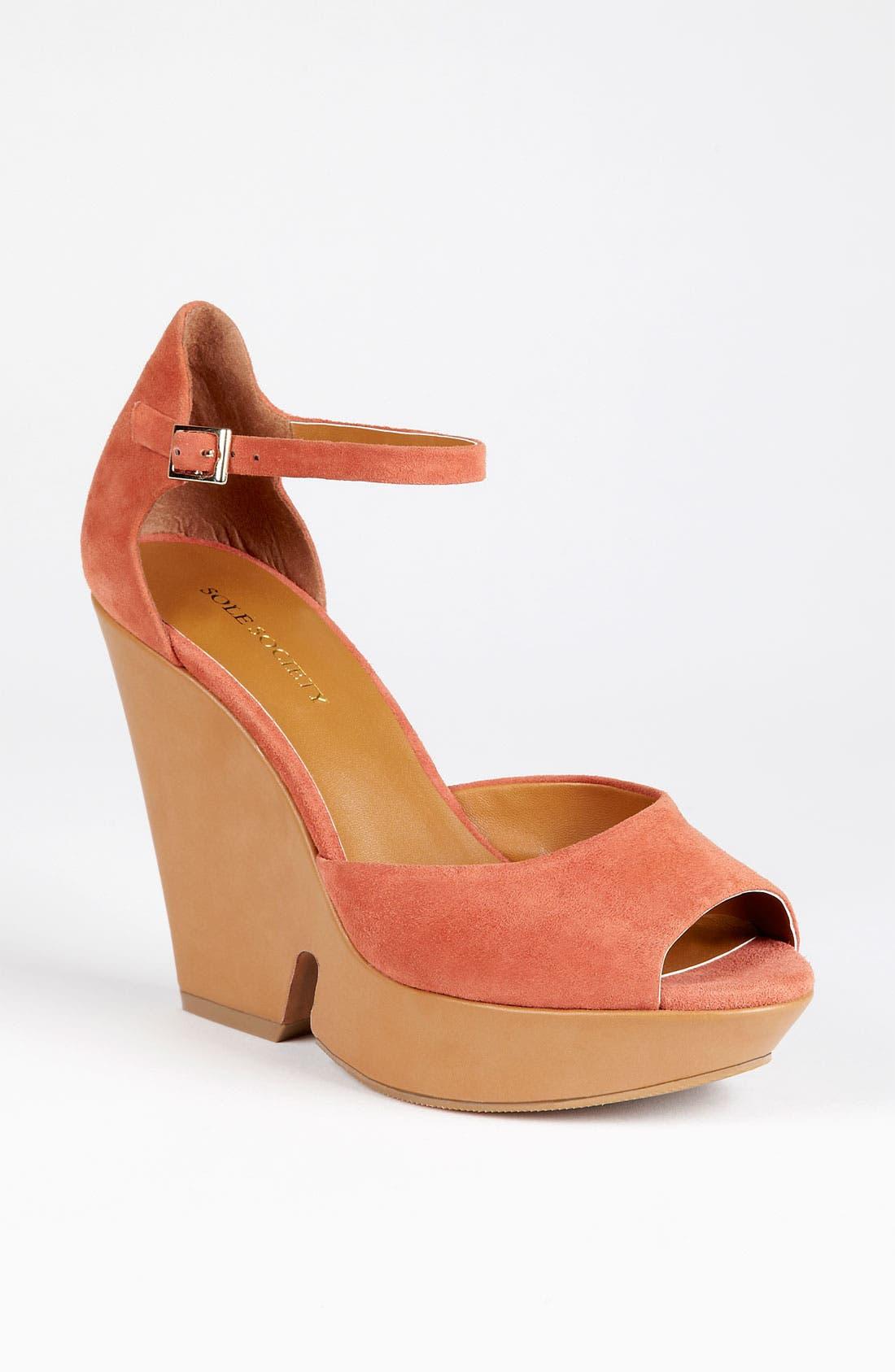 Main Image - Sole Society 'Audrey' Sandal