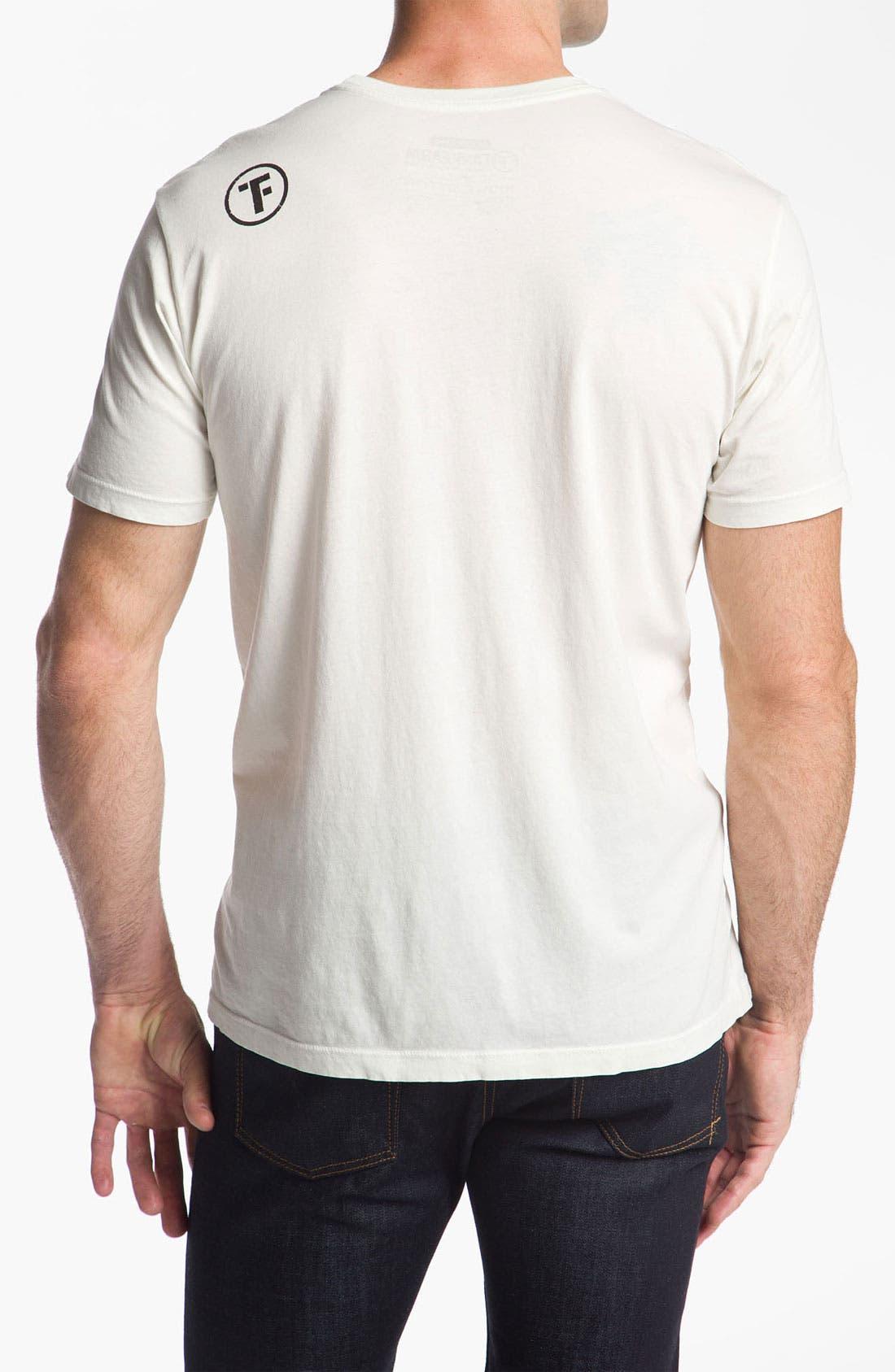 Alternate Image 2  - Tankfarm 'Hollywood & Vine' T-Shirt